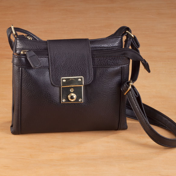 2-in-1 Practical Style Crossbody Bag - View 2