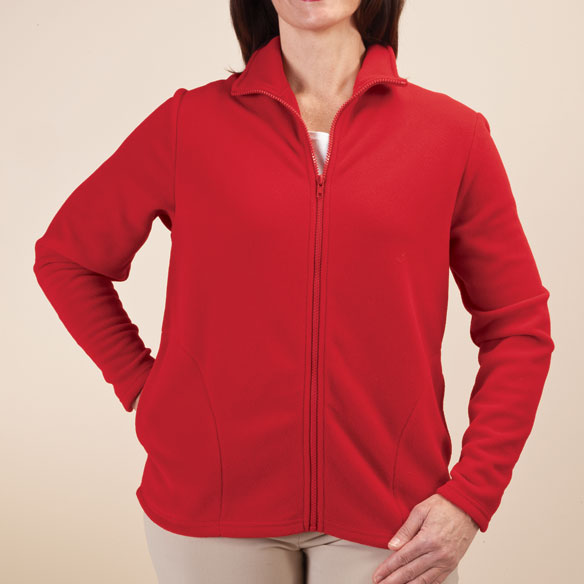 Polar Fleece Jacket - View 4