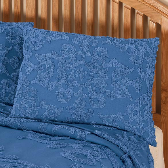 The Florence Chenille Sham by OakRidge™ Comforts - View 2