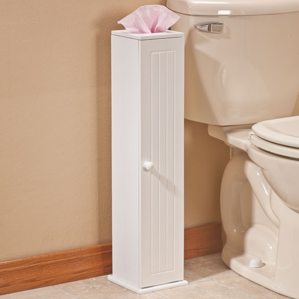 Toilet Tissue Tower by OakRidge Accents™ - View 2