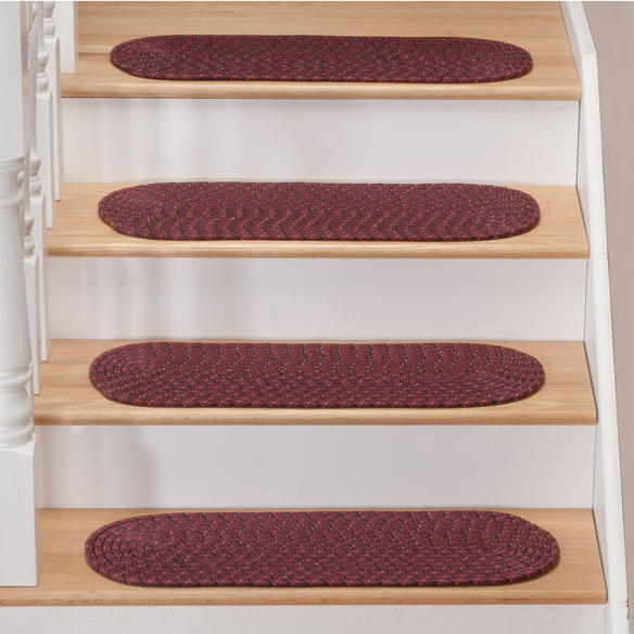 Braided Non Slip Stair Treads - View 3