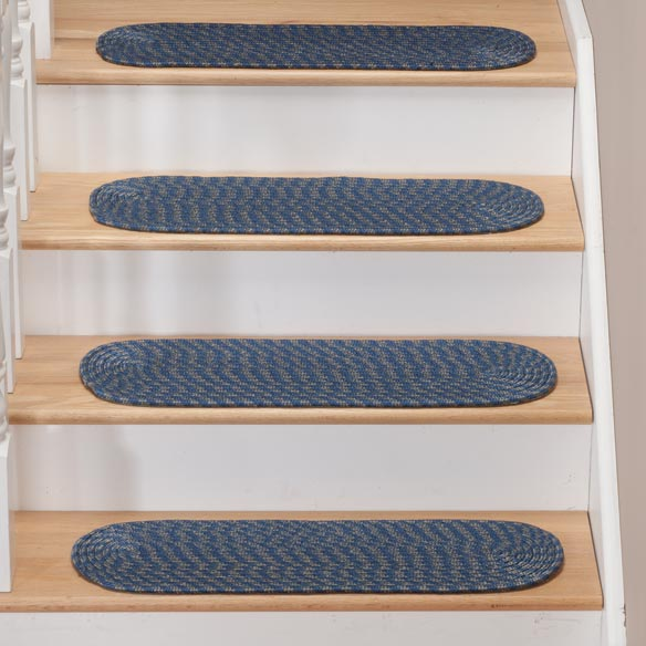 Braided Non Slip Stair Treads - View 5