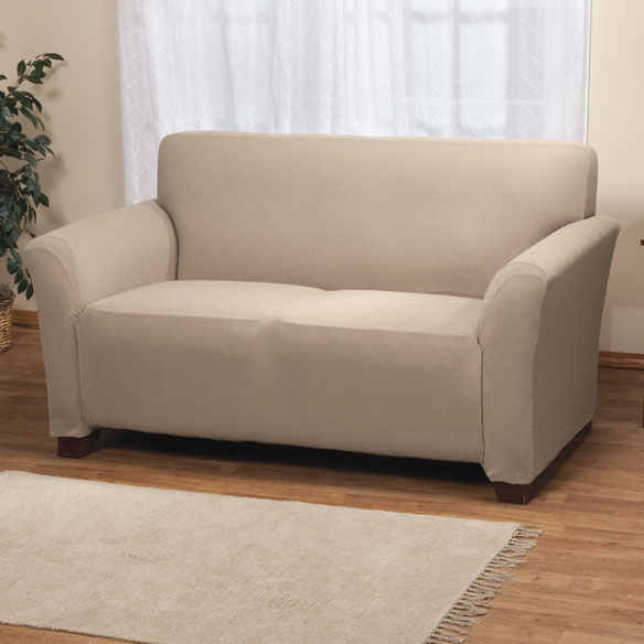 Newport Stretch Sofa Cover - View 3