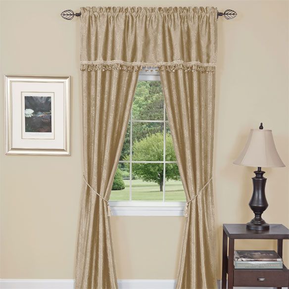 Energy Saving One Rod Window Treatment - View 4