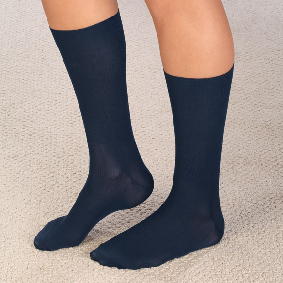 Therapeutic Support Dress Socks - View 4