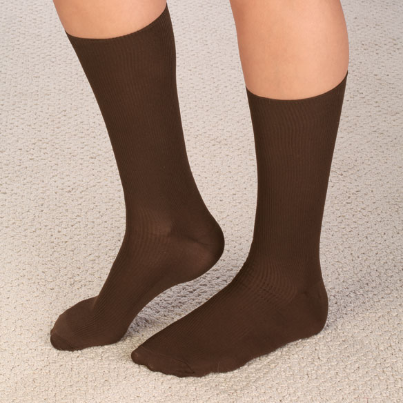 Therapeutic Support Dress Socks - View 5