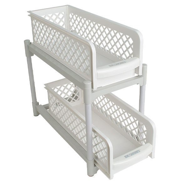 2-Tier Sliding Shelves - View 4