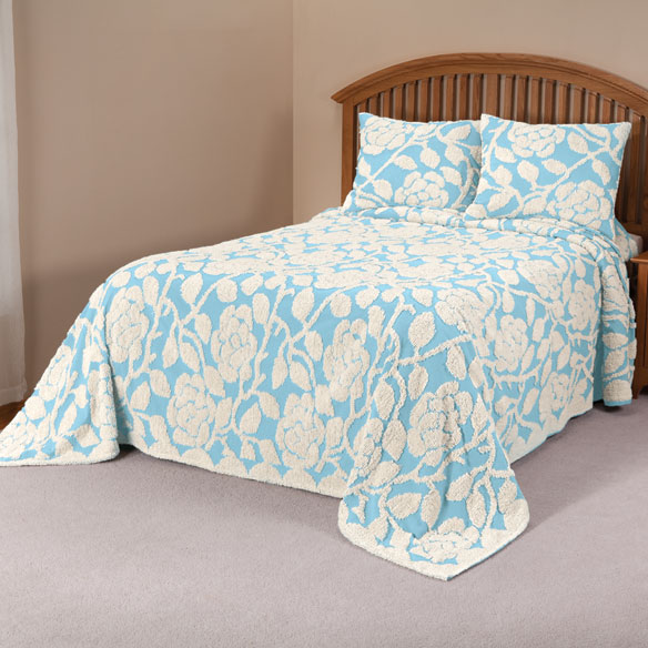 Grace Chenille Bedspread by East Wing Comforts™ - View 2