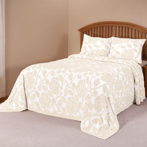Grace Chenille Bedspread by East Wing Comforts™ - View 3
