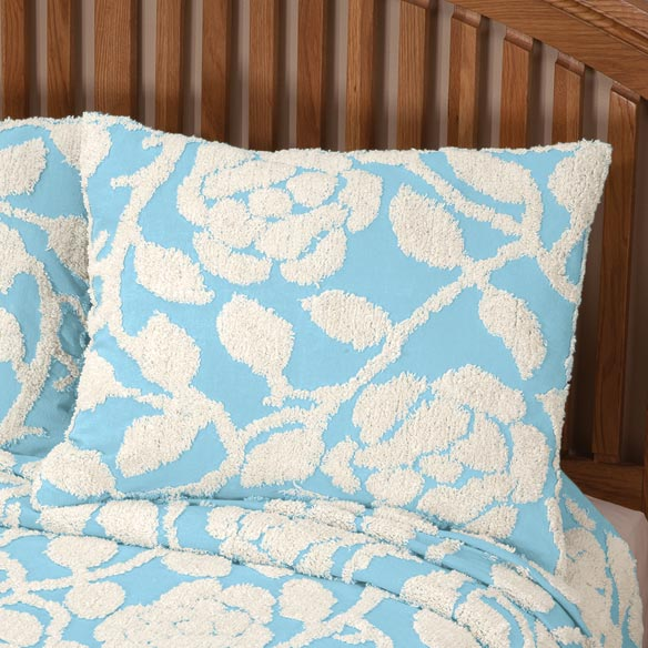 Grace Chenille Sham by East Wing Comforts™ - View 2