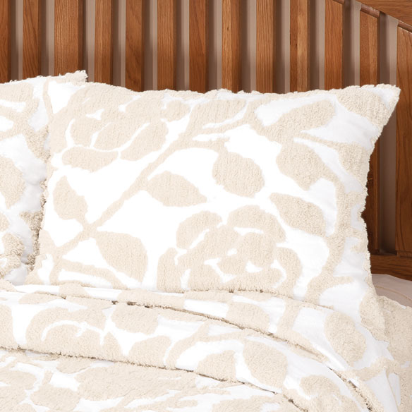 Grace Chenille Sham by East Wing Comforts™ - View 3