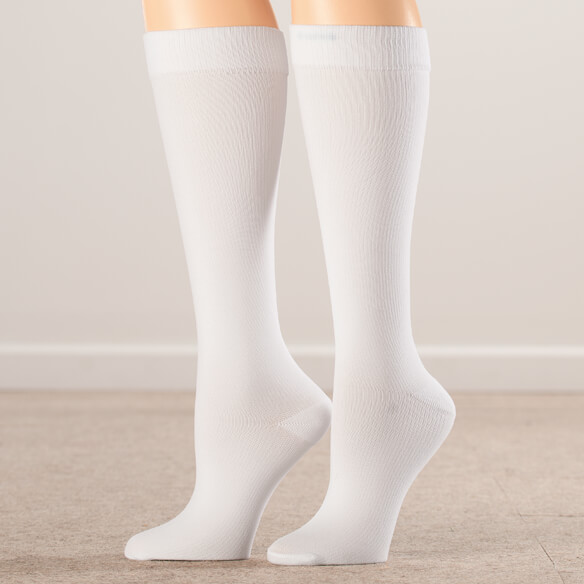 Healthy Steps™ Compression Socks 8–15 mmHg - View 2