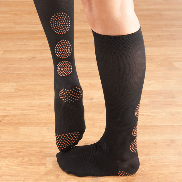 Magnetic Compression Socks 10–15 mmHg - View 2