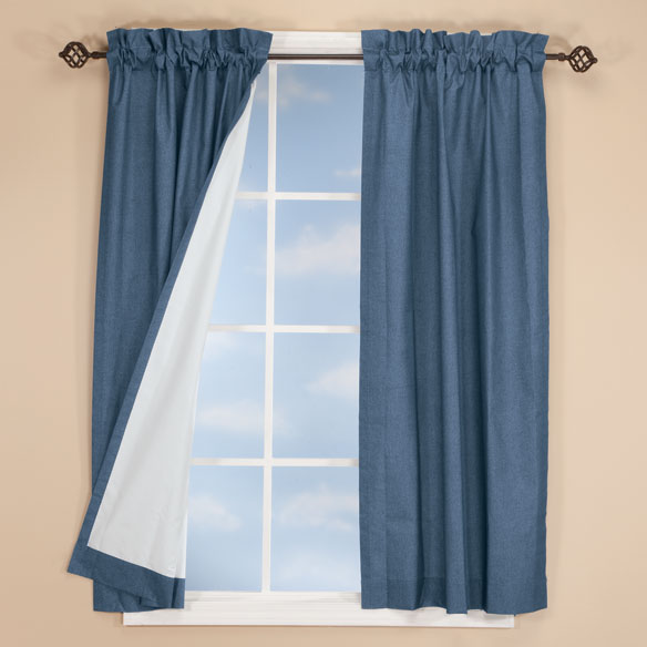Pole Top Energy Saving Curtains - View 4