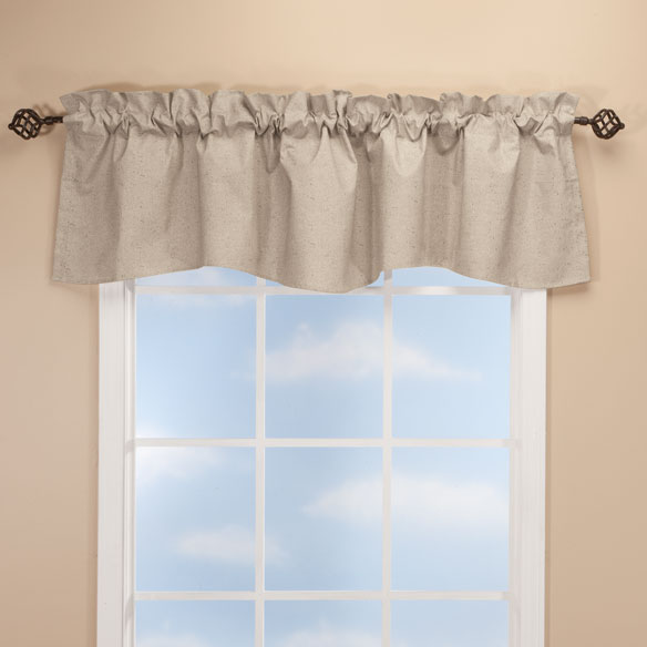 Pole Top Energy Saving Valance - View 2