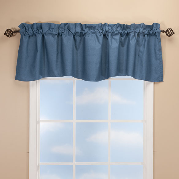 Pole Top Energy Saving Valance - View 3