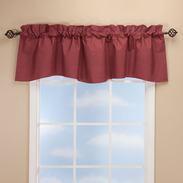 Pole Top Energy Saving Valance - View 4