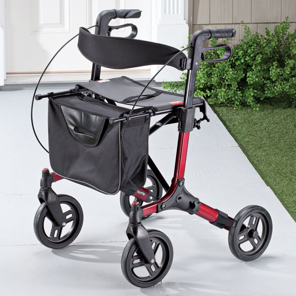 Euro-Style Rollator - View 2