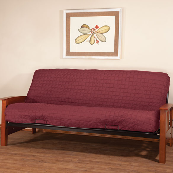 Microfiber Futon Cover by OakRidge Comforts™ - View 2