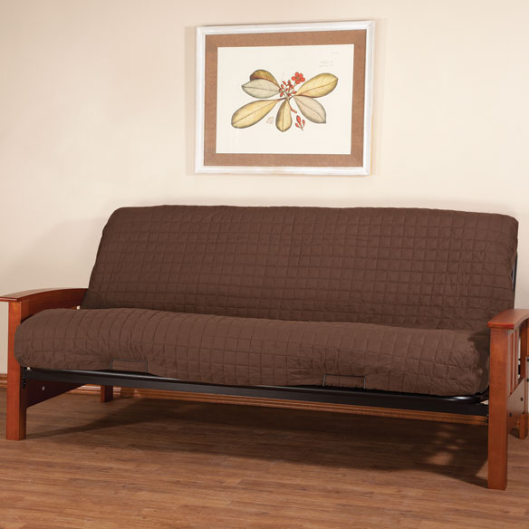 Microfiber Futon Cover by OakRidge Comforts™ - View 3