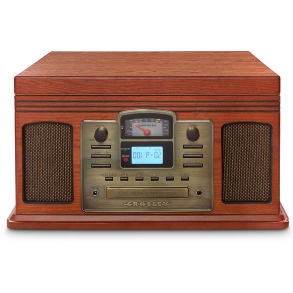Crosley Director CD Recorder - View 2