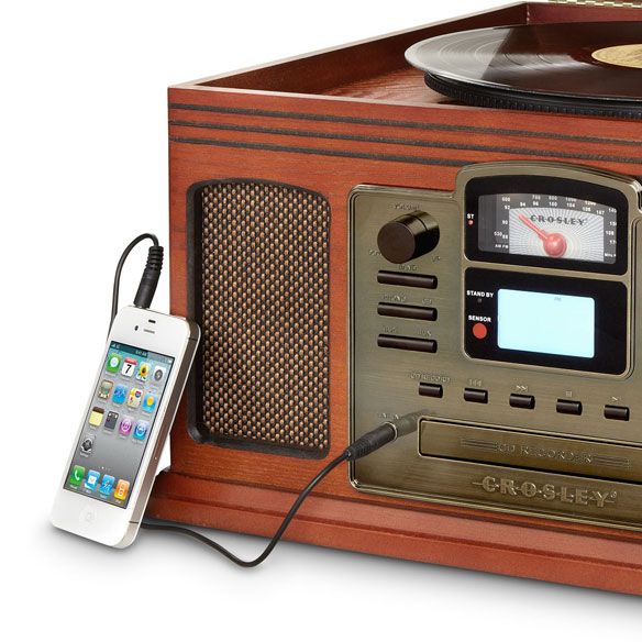 Crosley Director CD Recorder - View 4
