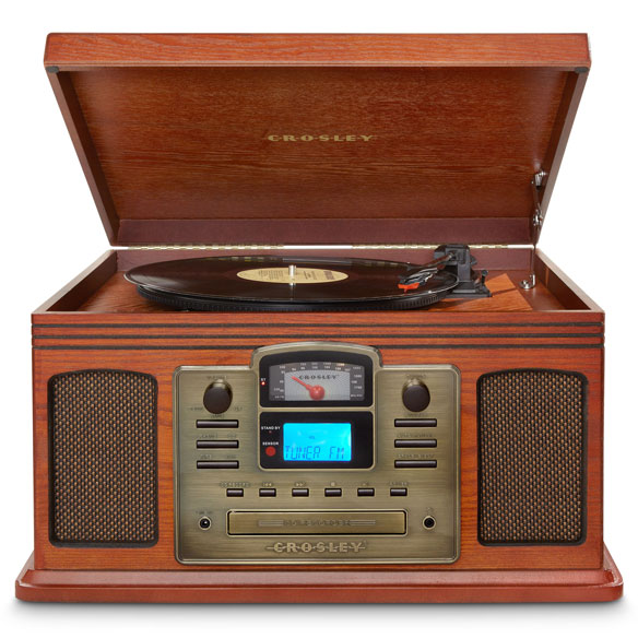 Crosley Director CD Recorder - View 5