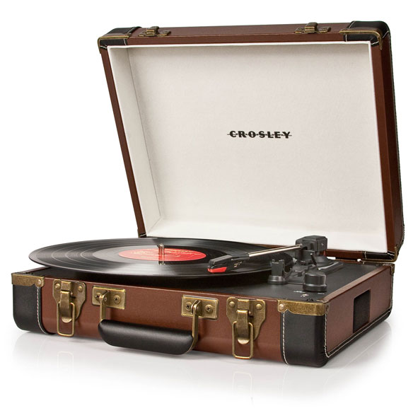 Crosley Executive USB Turntable - View 2