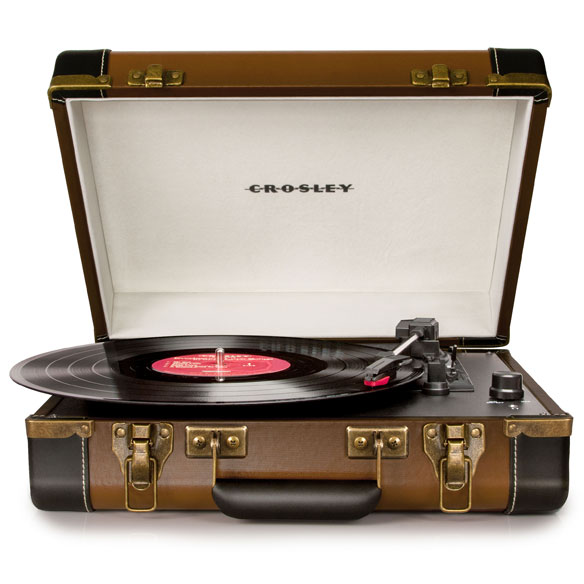 Crosley Executive USB Turntable - View 4
