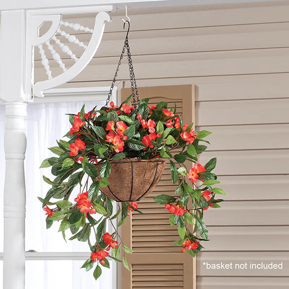 Impatiens Hanging Stem by OakRidge Outdoor™ - View 2