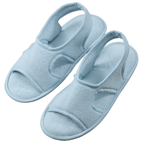 Terry Memory Foam Slipper - View 4