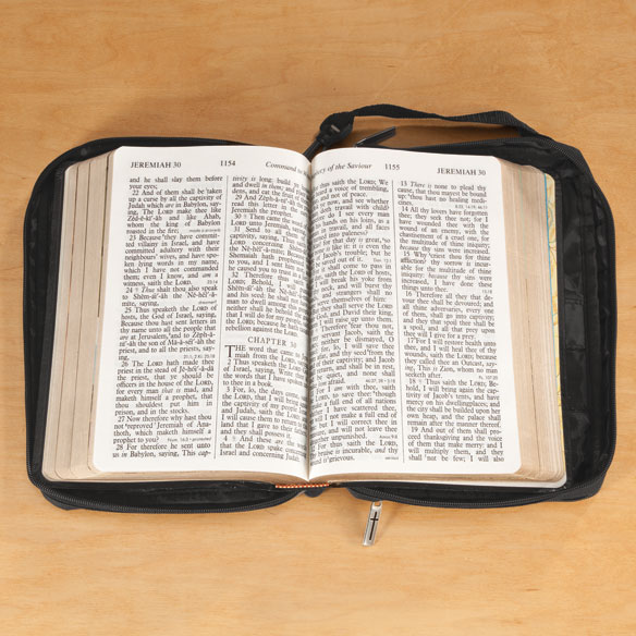 Personalized Bible Case - View 2