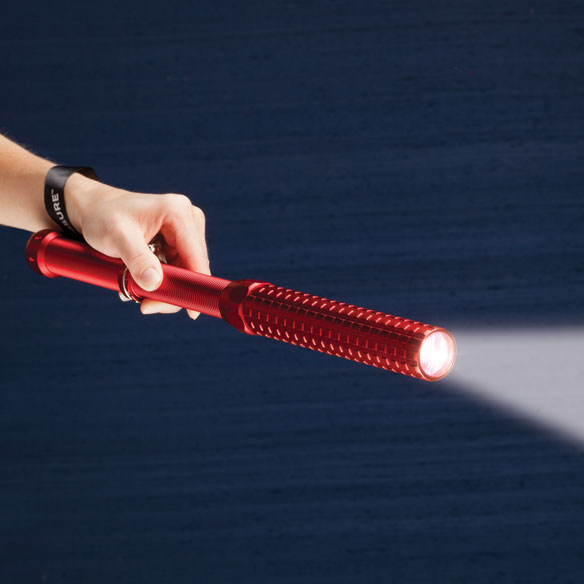 Self-Defense Flashlight by LivingSURE™ - View 2