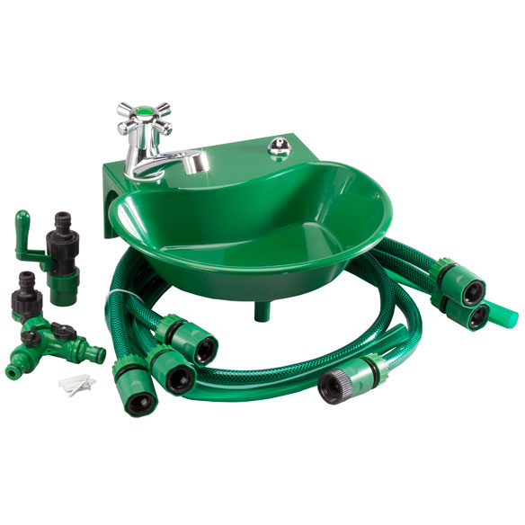 2-in-1 Water Fountain and Faucet - View 2