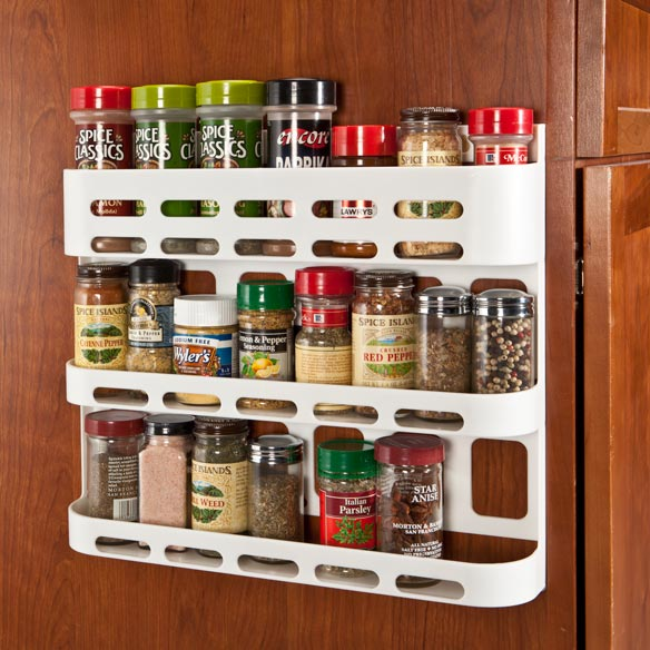 3 Tier Spice Rack - View 2