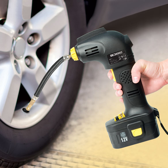 Cordless Tire Inflator - View 2