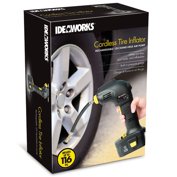 Cordless Tire Inflator - View 4