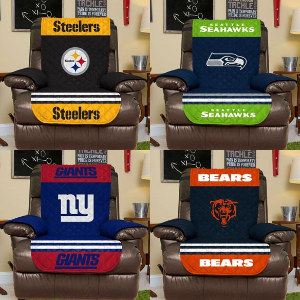 NFL Recliner Furniture Protector - View 3