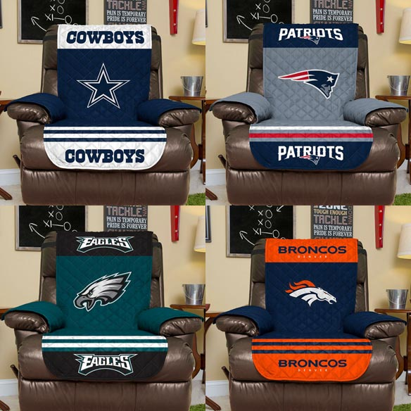 NFL Recliner Furniture Protector - View 4