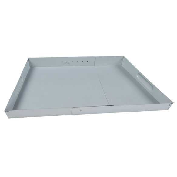 Adjustable Fireplace Tray - View 2