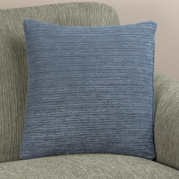 Stretch Heather Pillow Cover - View 2