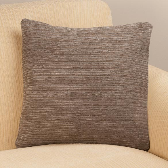 Stretch Heather Pillow Cover - View 3