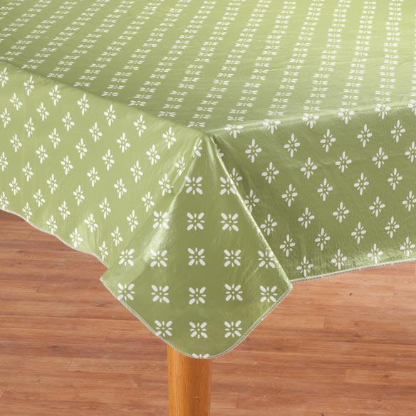 Heritage Vinyl Table Cover - View 2