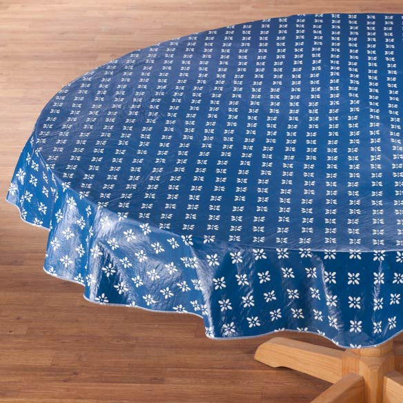 Heritage Vinyl Table Cover - View 4