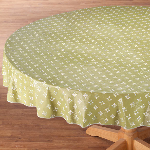 Heritage Vinyl Table Cover - View 5