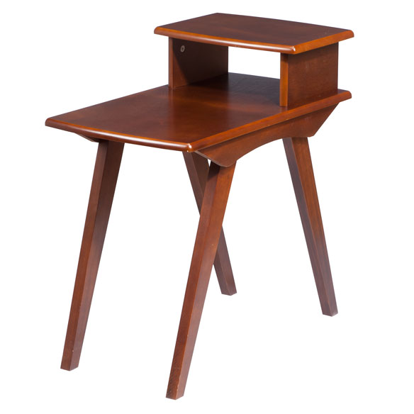 Two-Tier End Table by OakRidge Accents™ - View 2