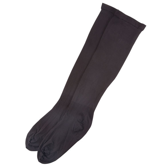 Extra Roomy Compression Socks, 15–20 mmHg - View 3