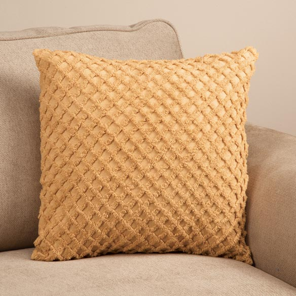 The Nancy Chenille Pillow Cover by East Wing Comforts™ - View 2