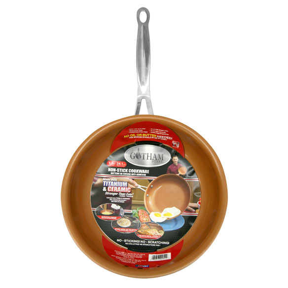 As Seen On TV Gotham Steel™ Frying Pan - View 2
