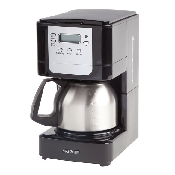 Mr. Coffee 5-Cup Coffee Maker - Mr. Coffee Machine - Walter Drake